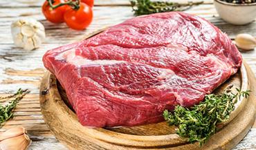 Thịt mát không phải thịt đông lạnh.