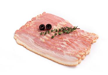 Smoked Bacon Slice